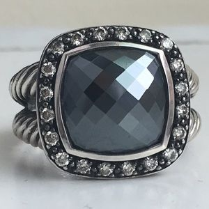 Flawless David Yurman Albion Ring
